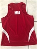 Ladies Training Singlet - Additional Name on the Back